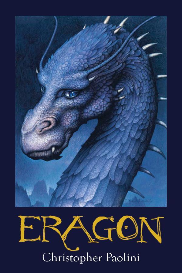 Copertina di Ciclo dell'eredità – Eragon