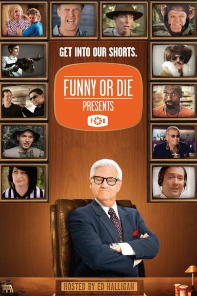 Poster Funny or Die Presents