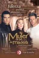 Poster Mujer de Madera