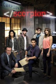 Poster Scorpion