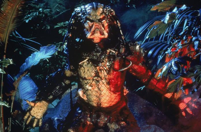 L'alieno Yautja di Predator