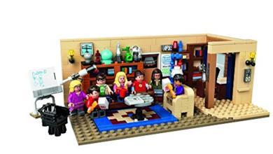 Lego - 21302 The Big Bang Theory