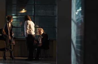 Nella scatola nera, il trailer della prima serie italiana su Prime Video