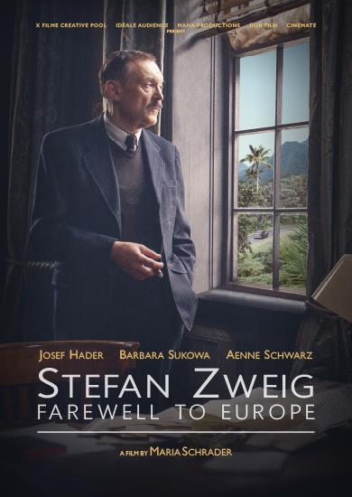 Stefan Zweig Farewell to Europe, la recensione