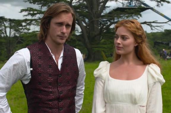 The Legend of Tarzan: la trama e il cast del film con Alexander Skarsgård
