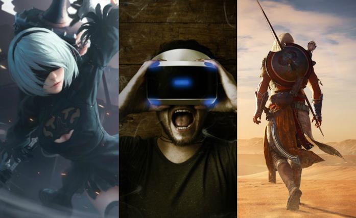 Alcuni dei giochi più belli del 2017