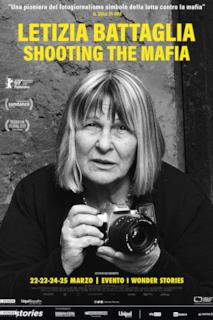 Poster Letizia Battaglia - Shooting the Mafia