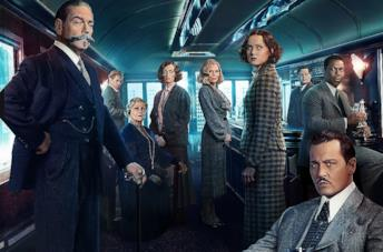 Poirot in Assassinio sull'Orient Express