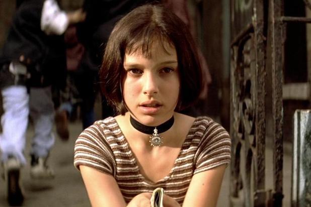 Natalie Portman in una scena di Leon