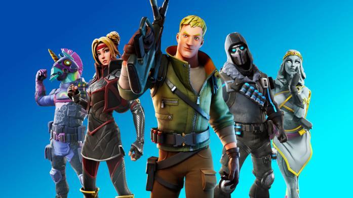 Immagine promozionale di Fortnite