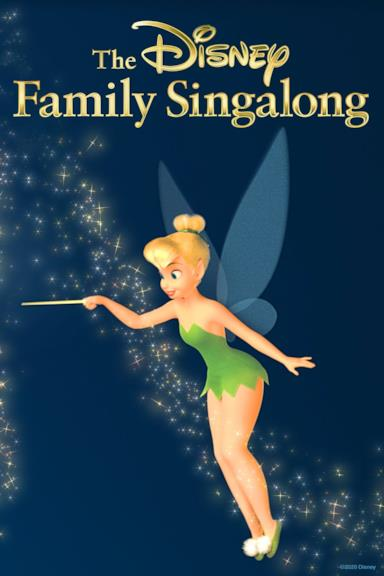 Poster The Disney Family Singalong