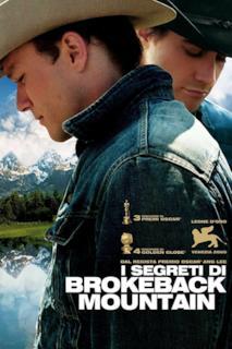 Poster I segreti di Brokeback Mountain