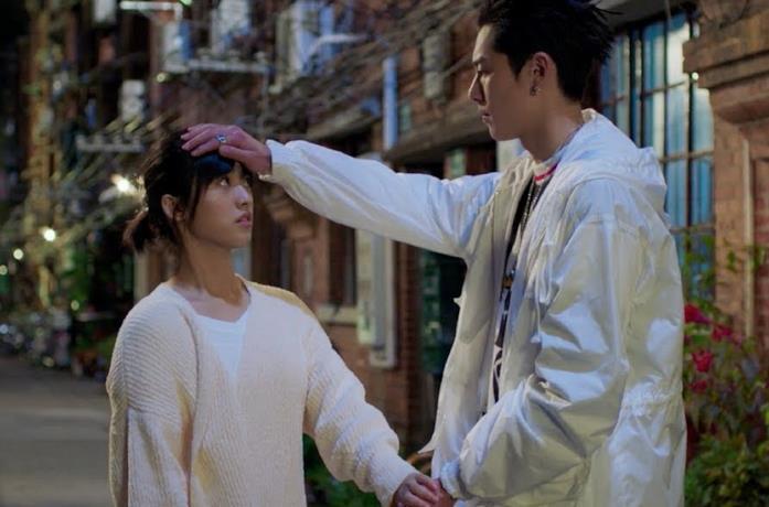 I protagonisti di Meteor Garden, una serie cinese su Netflix