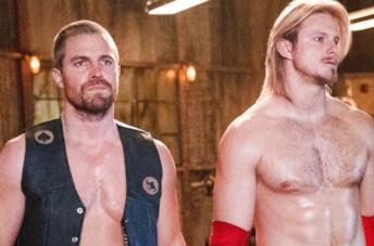 Heels: cosa sapere della serie con Stephen Amell e Alexander Ludwig ambientata nel mondo del wrestling