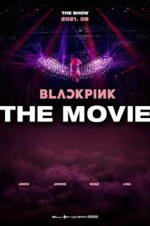 Poster BLACKPINK: THE MOVIE