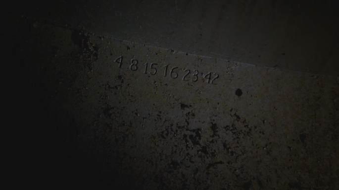 Lost il significato della sequenza numerica