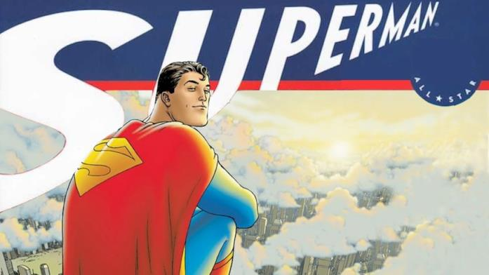 Copertina di All-Star Superman