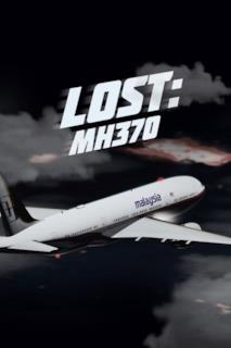 Poster Lost: MH 370