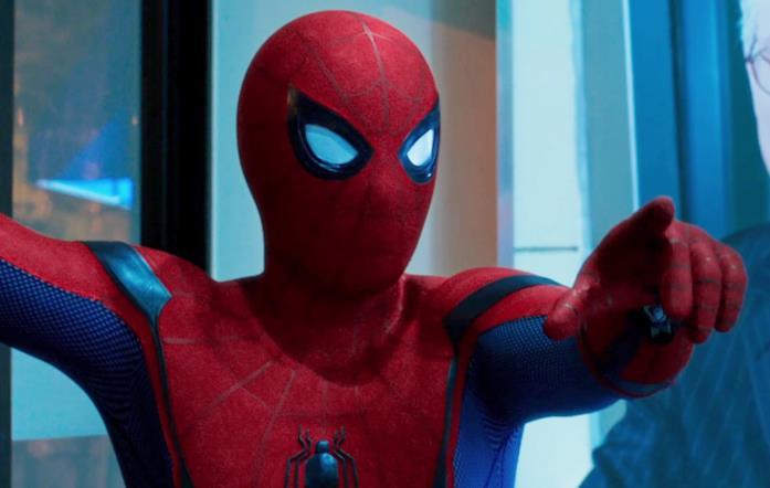 Una scena di Spider-Man: Homecoming