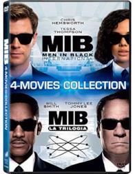 Men In Black Collection (Box Set) (4 DVD)