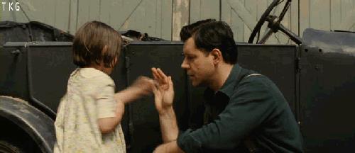 Russell Crowe in una scena del film