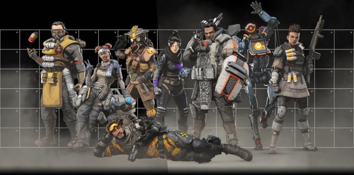 Apex Legends è ambientato nello stesso universo narrativo di Titanfall
