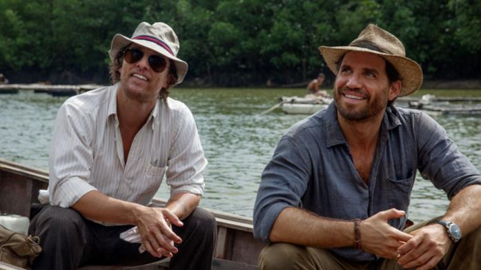 Matthew McConaughey ed Edgar Ramirez in una scena del film