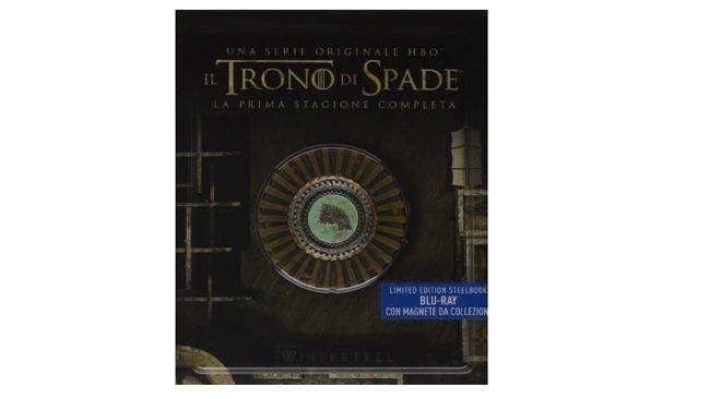 Il Trono di Spade cofanetto dvd