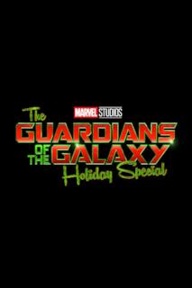Poster The Guardians of the Galaxy Holiday Special