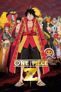 Poster One Piece Film: Z