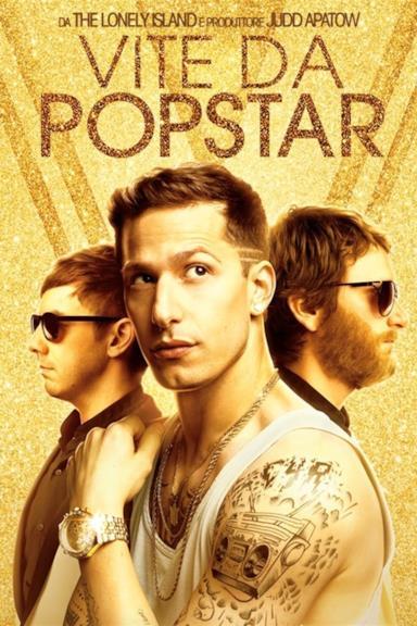 Poster Vite da popstar