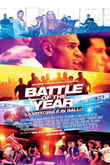 Poster Battle of the Year - La vittoria è in ballo