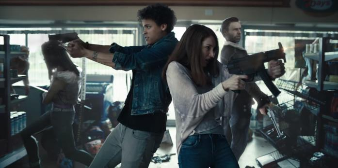 Una sequenza del trailer di annuncio di The Walking Dead: Our World