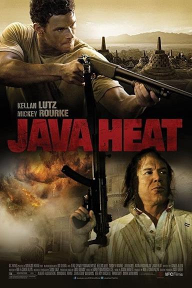Poster Java Heat