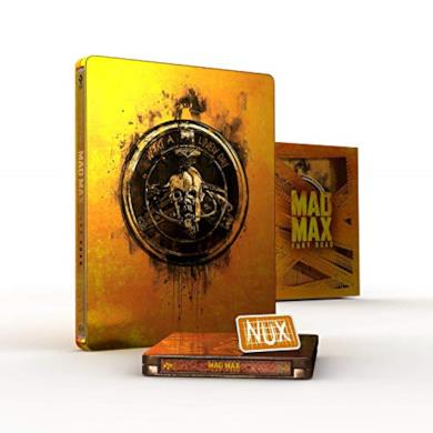 Mad Max Fury Road + Black & Chrome - Titans of Cult