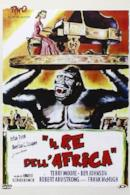 Poster Il re dell'Africa