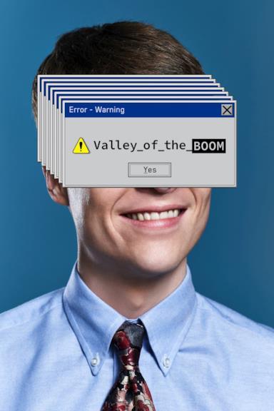 Poster Silicon Valley: la valle del boom