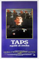 Poster Taps - Squilli di rivolta