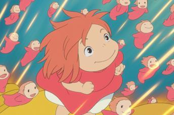 Ponyo, protagonista di un meraviglioso lungometraggio