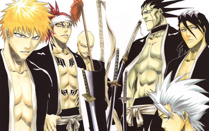 Bleach personaggi