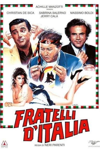 Poster Fratelli d'Italia
