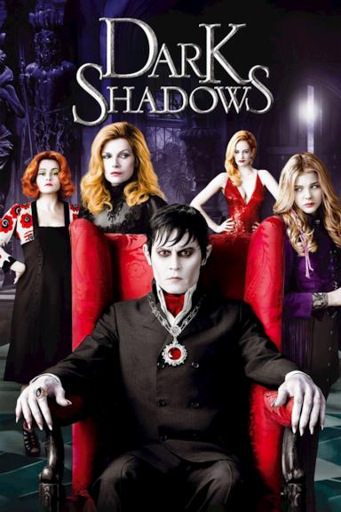 Poster Dark Shadows