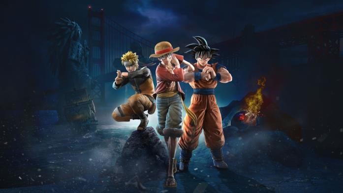 Jump Force è già disponibile per l'acquisto su PC, PlayStation 4 e Xbox One