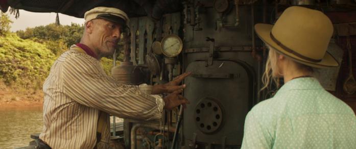 Frankie e Lily discutono sul motore malfunzionante
