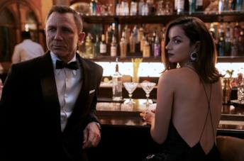 007, No Time to Die: il nuovo trailer di James Bond con Daniel Craig