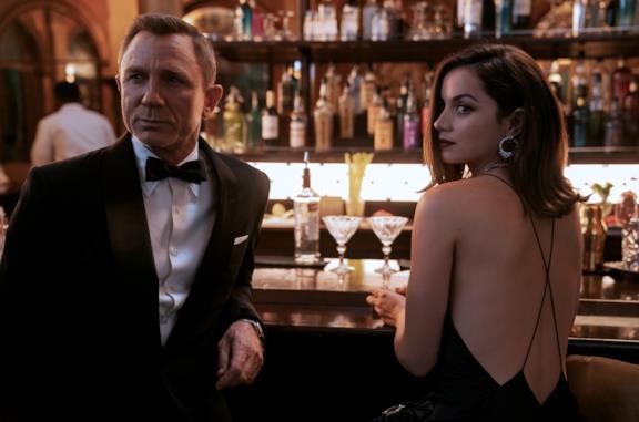 007, No Time to Die: il nuovo trailer di James Bond con Daniel Craig