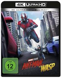 Ant-Man and the Wasp  (4K Ultra HD) (+ Blu-ray 2D)