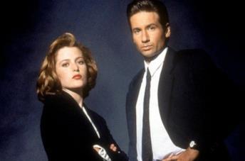 Il cast di X-Files