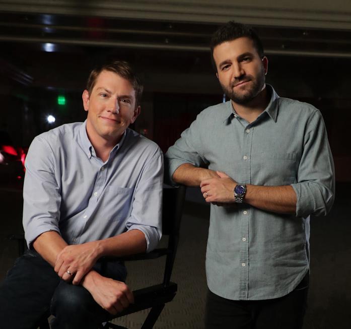 Seth Grahame-Smith e David Katzenberg per Just Beyond