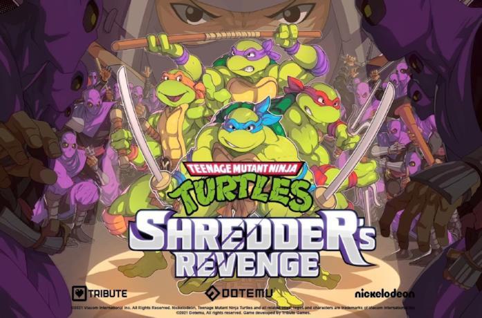 TMNT: Shredder's Revenge annunciato ufficialmente per PC e console